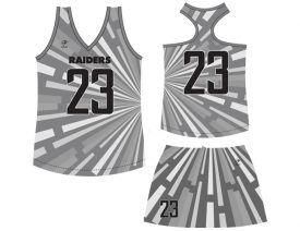 Wave One Women's Sublimated Uniform #9