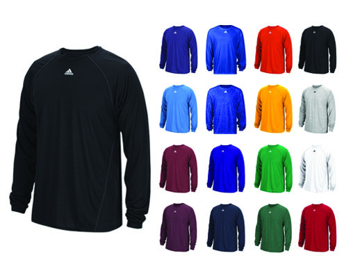 Adidas Climalite Long Sleeve Lite