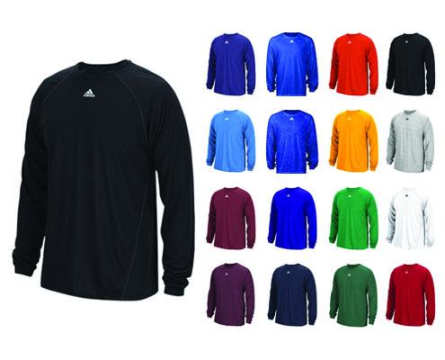 Adidas Climalite Long Sleeve Lite
