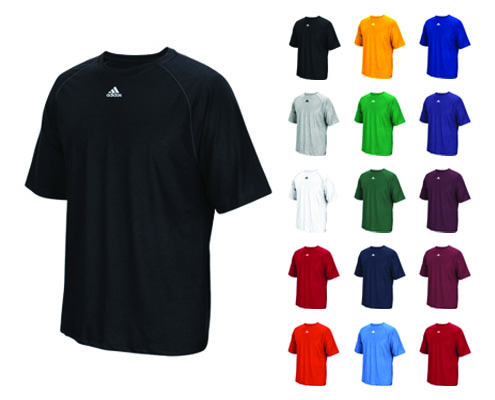 Adidas Climalite Short Sleeve Tee