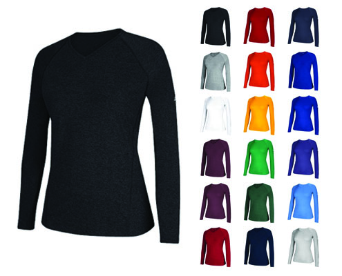 Adidas Climalite Women's Long Sleeve Tee