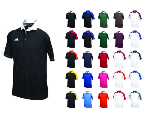 Adidas Coaches Polo