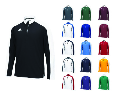 Adidas Modern Varsity Long Sleeve 1/4 Zip