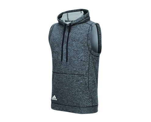 Adidas Team Issue Sleeveless Hoodie