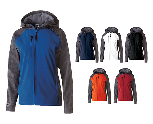 Ladies Raider Soft Shell Jacket
