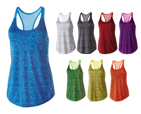 Holloway Ladies Space Dye Tank