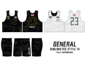 SUBLIMATED REVERSIBLE | STYLE 14: GENERAL