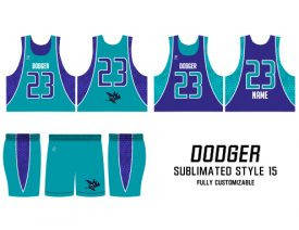 SUBLIMATED REVERSIBLE | STYLE 15: DODGER