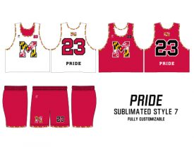 SUBLIMATED REVERSIBLE | STYLE 7: PRIDE