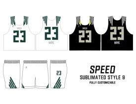 SUBLIMATED REVERSIBLE | STYLE 9: SPEED