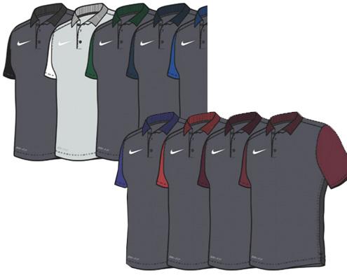 Nike Preseason Polo
