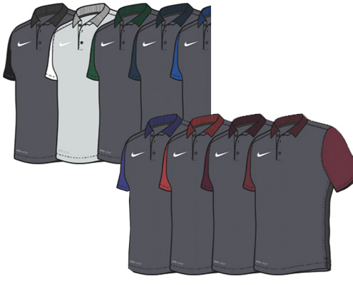 Nike Preseason Polos