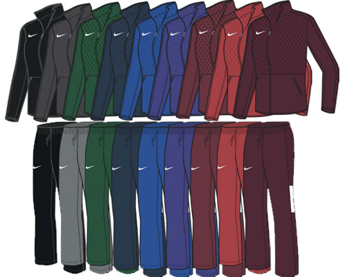 Nike Women's Rivalry Jacket and Pants