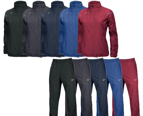Nike Women's Storm-FIT Woven Jacket and Pant