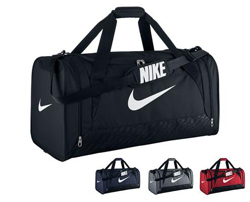 moda más deseable gran descuento venta calidad y cantidad asegurada Nike Brasilia 6 Large Duffel Bag from Wave One Sports.