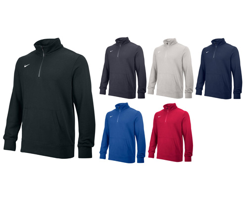 Nike Team Club 1/2 Zip