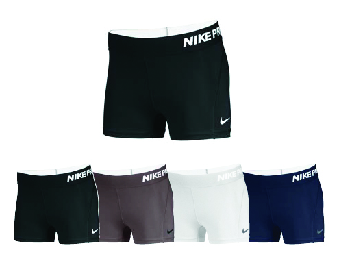 "Nike Women's Pro Cool 3"" Short"