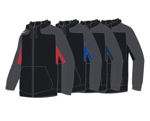 Nike Team Hyperspeed Fleece Full-Zip