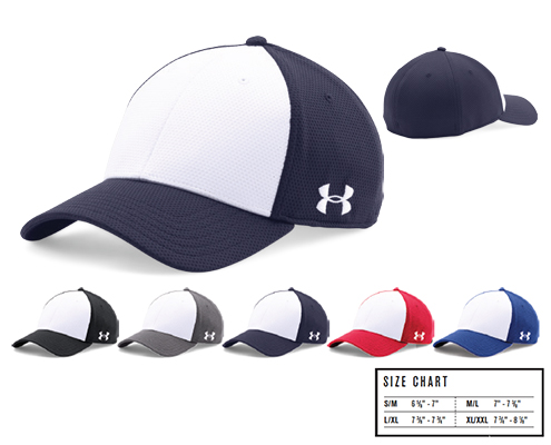 UA Color Blocked Blitzing Team Cap