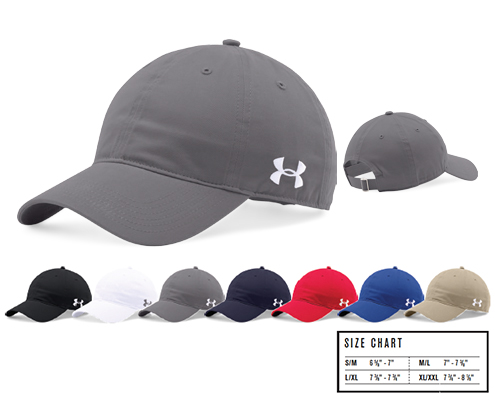 UA Chino Relaxed Team Cap