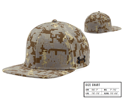 UA Digi Camo Team Closer Cap