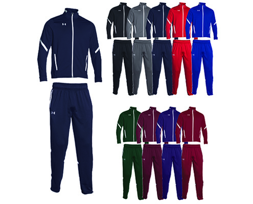UA Qualifier Warm-Up Jacket & Pant