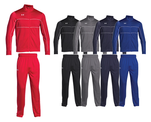UA Rival Warm Up Jacket and Pant