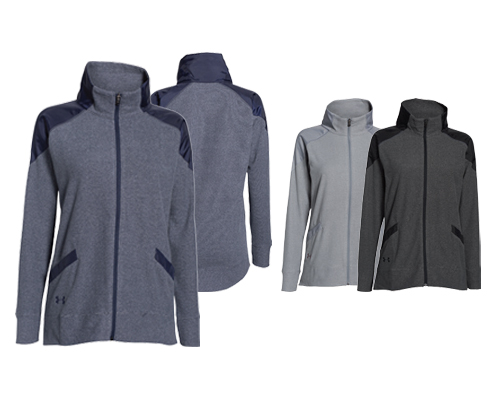 UA Performance Fleece Full Zip Jacket