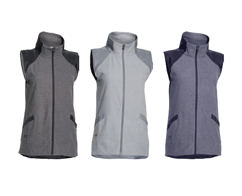 UA Performance Fleece Vest