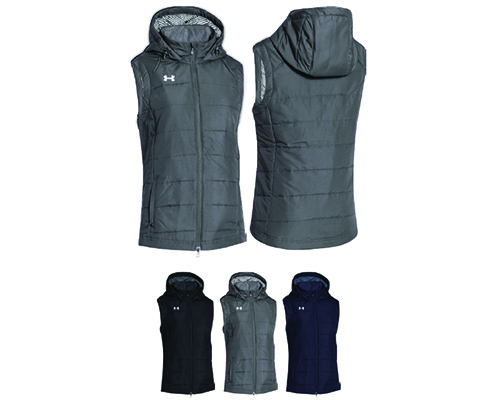 UA Women's Coldgear Elevate Vest