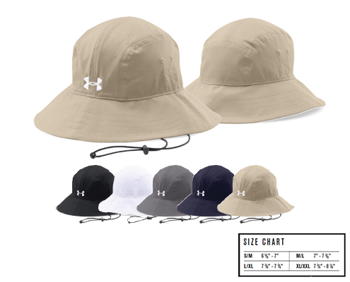 UA Warrior Team Bucket
