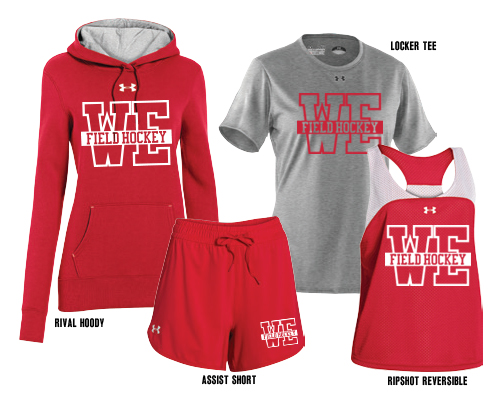 Women's UNDER ARMOUR Practice Packs