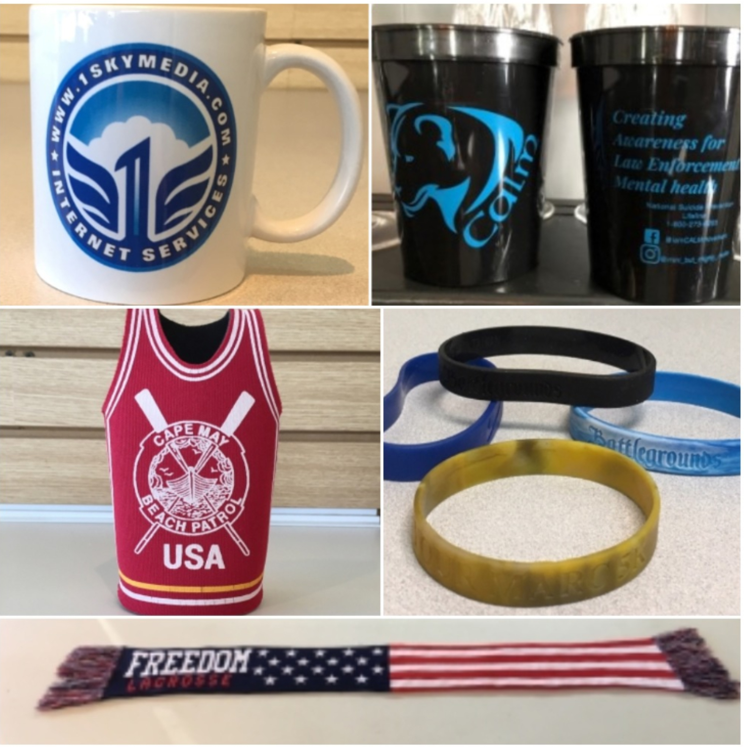 Custom Team Sports Products