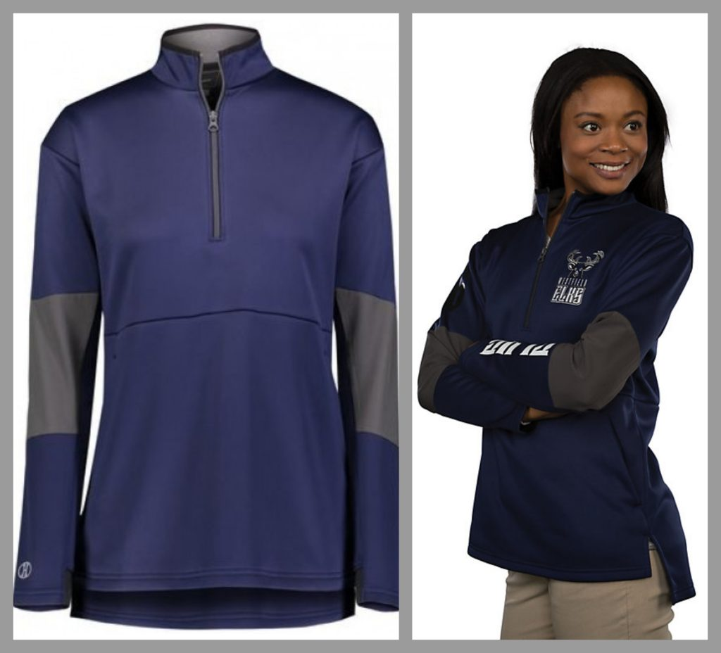 Holloway Ladies Sof-Stretch Pullover