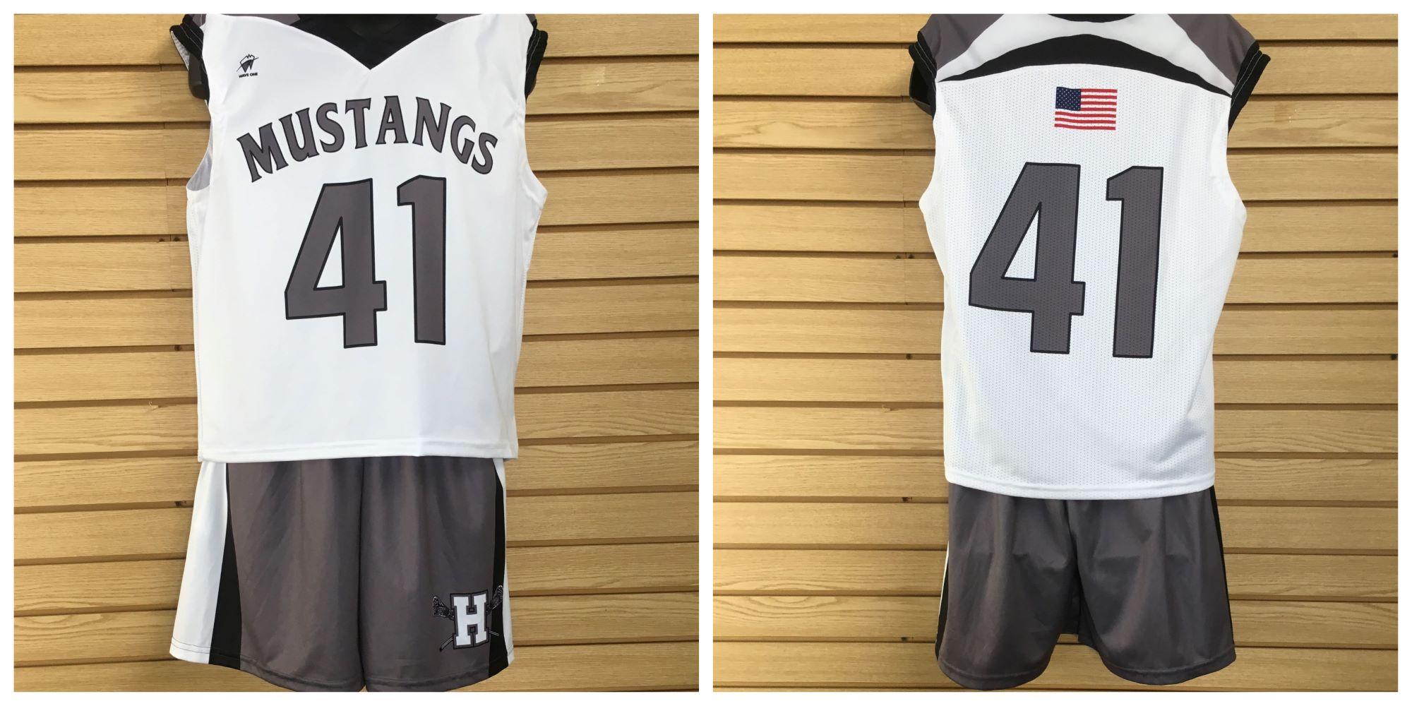 Wave One Sports Sublimated Lacrosse Uniforms