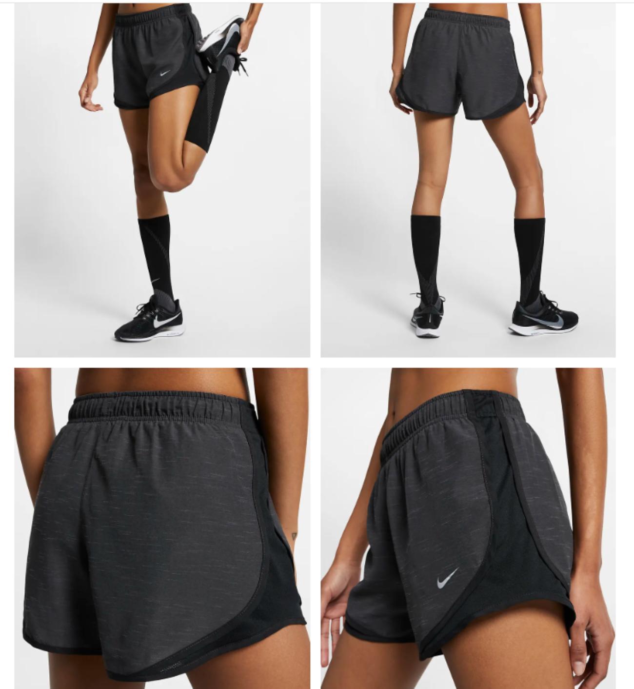 Nike Women's Dry Tempo Running Shorts