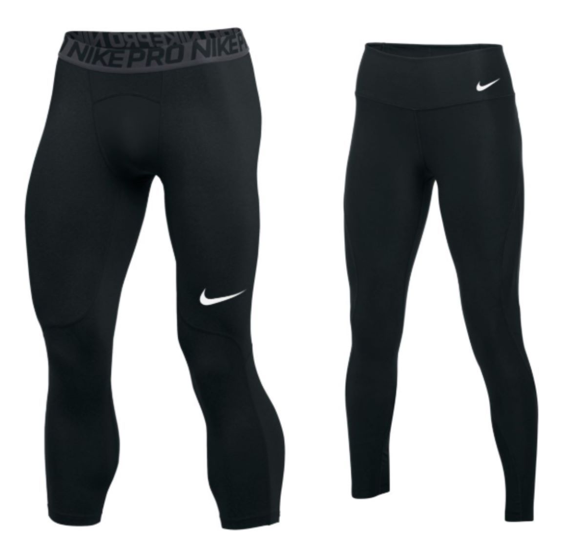 Compression Athletic Tights for Men and Women