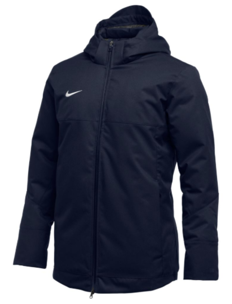 Get Ready for Winter with Nike Team Down Fill Parka