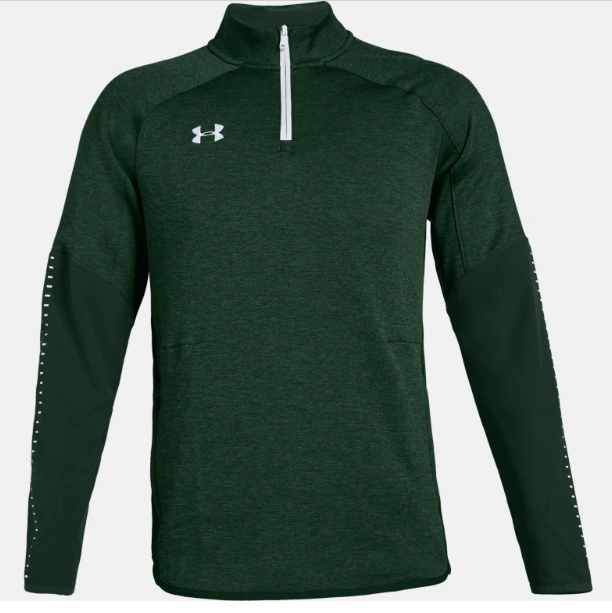 Under Armour Men's Hybrid Qualifier ¼ zip