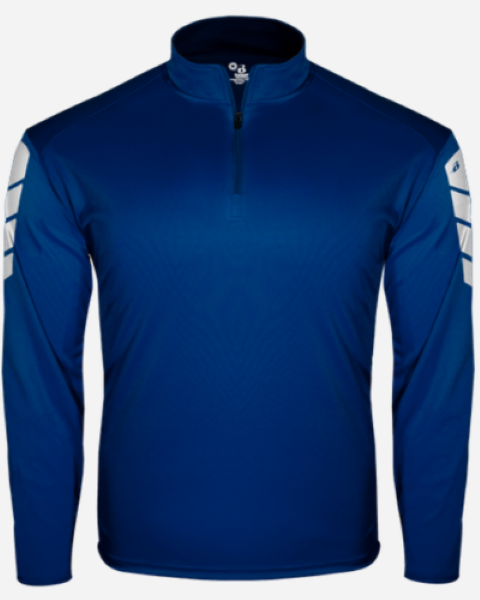 badger-metalic-quarter-zip-pic