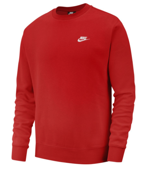 Nike Sportswear Men's Club Fleece Crewneck