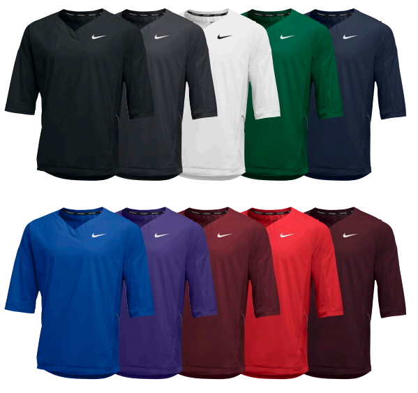 Nike 3/4 Sleeve Hot Jacket