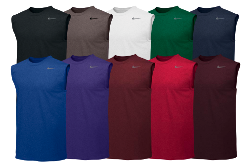 Nike Team Legend Sleeveless Crew