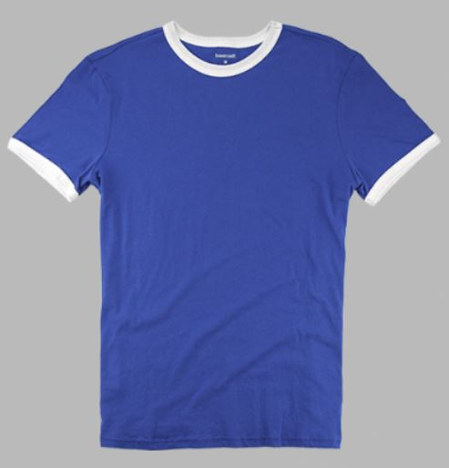 Boxercraft Men's Ringer Tee