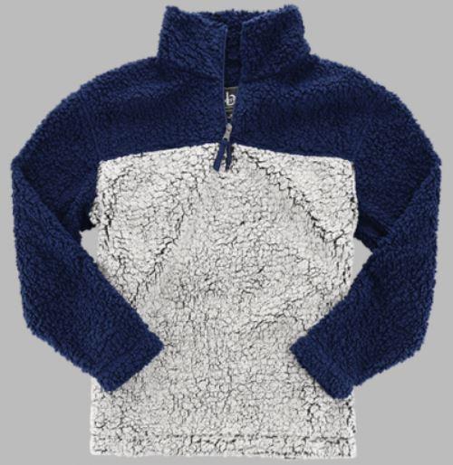 Boxercraft Sherpa Quarter Zip Pullover