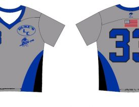 Wave One Sports Sublimated Full Sleeve Jersey